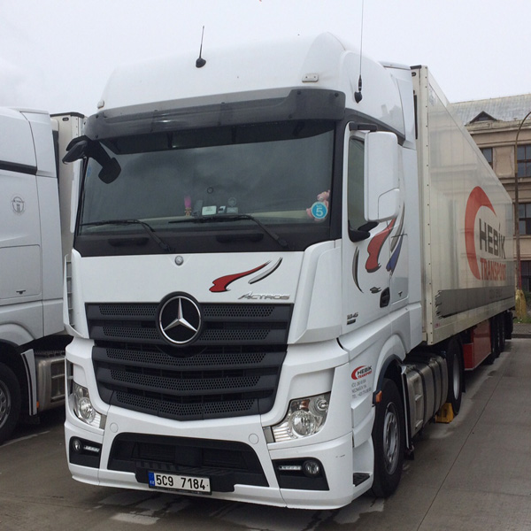 >Merdedes-Benz Actros 1845 MP4