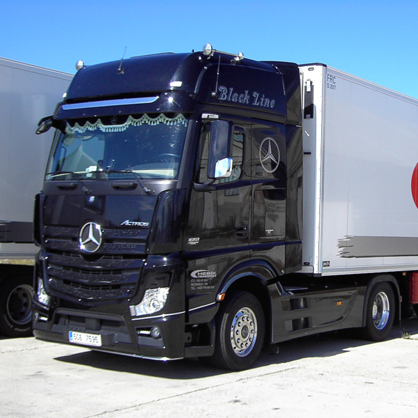 Mercedes-Benz Actros 1851 MP4
